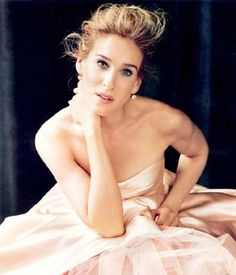 Don't hate on SJP people she is my idol. Well Carrie Bradshaw is anyway...