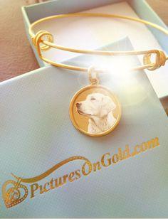 ღღ How much do you love your pet? We offer personalized photo engraved bracelets to express just how much we love our best friends. I Love Dogs, Puppy Love, Engraved Bracelet, Love Your Pet, Photo Engraving, Dog Jewelry, Photo Charms, Our Lady, Girls Best Friend
