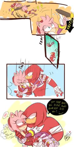Sonic Pairings