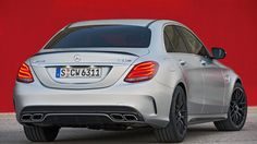 2015 Mercedes-AMG C63 S: First Drive Photo Gallery - Autoblog