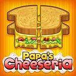 Papa's Cheeseria - Cool Math Games