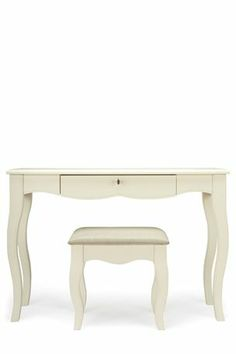 Next dressing table and stool