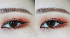 Daily Eye Makeup, Basic Eye Makeup, Cute Eye Makeup, Hooded Eye Makeup, Colorful Eye Makeup, Eye Makeup Tips, Prom Makeup, Hooded Eyes, Colorful Eyeshadow