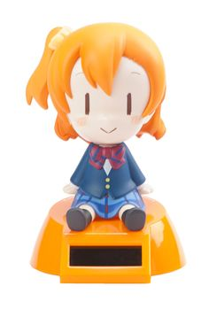 Love Live! School Idol Project Rin Hoshizora Solar Bobblehead Figure | Collectibles, Animation Art & Characters, Japanese, Anime | eBay!