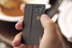 The Coin team designed a single card that can store all kinds of credit, debit, and membership card information.