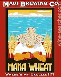 Maui Brewing Co. Mana Wheat Beer, Hawaii, USA: prices