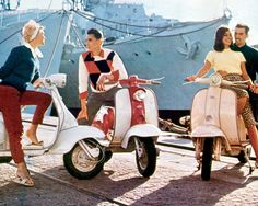 Lambretta scooter culture in the Vespa Bike, Lambretta Scooter, Vespa Scooters, Vintage Moped, Foto Picture, Best 3d Printer, Motor Scooters, Scooter Girl, Brand Story