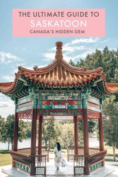 The Ultimate Guide To Saskatoon (Canada's Hidden Gem) Canada offers more than just East & West. In the middle lies a pretty city with good people, food and sights. Here's the complete travel guide to Saskatoon! Travel Guides, Travel Tips, Travel Destinations, Travelling Tips, Travel Hacks, Travel Packing, Budget Travel, Traveling, Ontario