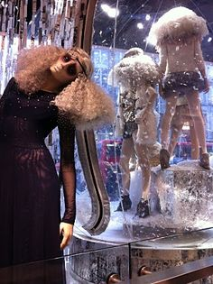 A love of Visual Merchandising: Topshop