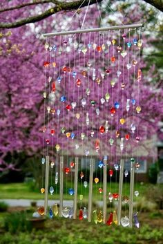 35 Amazing DIY Wind Chimes   Do it yourself ideas and projects