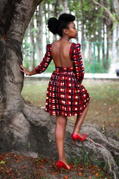 Lovely Ankara Styles 2018 for Curvy African Women, you will do with Ankara if you're that woman with the correct body curves. you'll look super stunning and classy in Ankara with the correct designs and exquisite fabrics. African Print Dress Designs, African Print Fashion, Africa Fashion, African Design, African Fashion Dresses, African Prints, African Girl, African Wear, African Attire