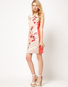 Vergrößern Oasis – Kleid mit Blumenmuster