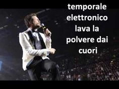 Jovanotti - Ti porto via con me with Lyrics - YouTube