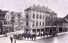 HANNOVER Linden * Deisterstraße 1900