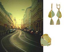 Vienna collection P A V L O V jewellery #pavlov #pavlovjewelry #jewelry #gold #jewels #bijoux #gioielli #ジュエリー # gold 14k