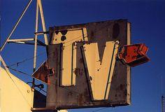 tv ... my initials!!!!