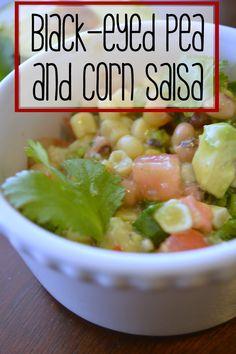 blackeyed pea salsa