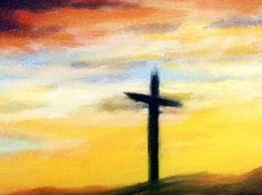 The cross is empty, the tomb is empty, and my Saviour lives. Happy Easter!