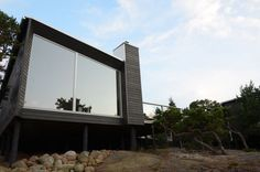HavsVidden: A Stunning place to retreat at the Baltic Sea - Nordic Design Baltic Sea, Nordic Design, Finland, Beautiful Places, Architecture, Outdoor Decor, Summer, House, Inspiration