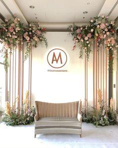 Photo Backdrop wedding in THAILAND Reception : 02:12:60 Decoration : #yesidoproject