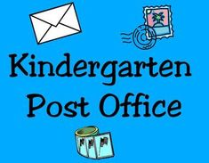 Use these signs, labels, and postcard patterns to encourage writing and reading by creating a post office in your classroom. Every February I turn my home living center into a class post office. Upon arrival each day, my kindergarteners write a letter/postcard to a classmate (I arrange it so that all students will recieve mail).