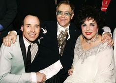 Elton John AIDS Foundation and the Elizabeth Taylor AIDS Foundation award $330,000 in grants, including the Magic City Acceptance Center.