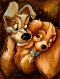 Lady and the Tramp by Darren Wilson