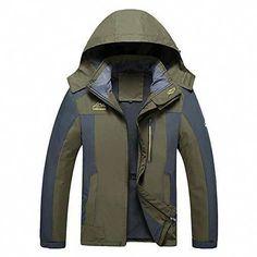 422b34b9a58 2018 Autumn Breathable Waterproof Mens Jackets Fleece Men s Coats Male  Outwear Windbreaker Mens Brand Clothing Plus Size Price history.