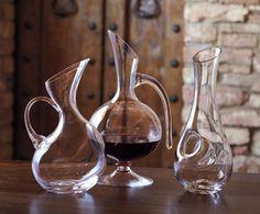 Belgio Glass Decanters