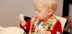 Her er et kjappe tips om hjemmelaget babymat og introduksjon av fast føde.