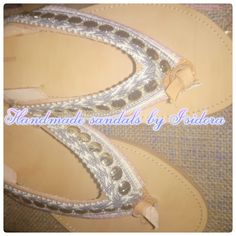 Handmade sandals by Isidora Greek sandals