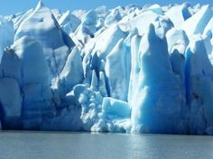Glaciar Grey. Patagonia. Chile