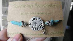 Medical ID bracelet by CharmingSarabella on Etsy