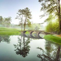 """Visit @GolfAddictsLocations #golfaddicts . Agusta National GC . : masters.com"""