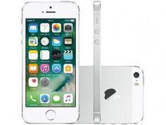 iPhone SE Apple Desbloqueado Tela 4 iOS 10 Cinza Espacial Cinza Espacial ID 224862539 Mega Mamute Iphone 5s, Apple Iphone, Iphone 7 Plus, Ipad Air, Moto Z Play, Tv Led 32, Samsung Galaxy, Ios 8, Lg G5