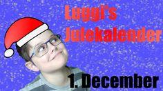 Luggi's Julekalender | 1. December