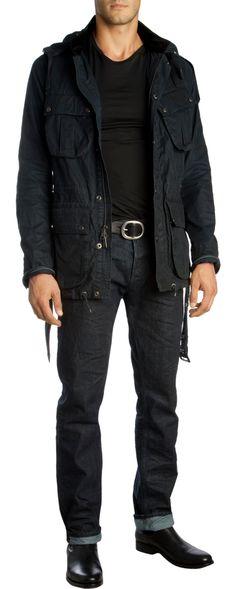 Ralph Lauren Denim Mariner Jacket