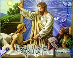 Vidas Santas: Evangelio Julio 7, 2014