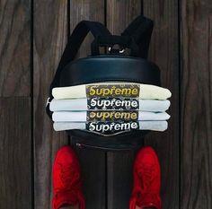Supreme x Louis V