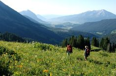 The 12 Greatest Things about Crested Butte in the Summer