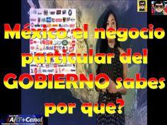 Mexico el negocio particular del GOBIERNO sabes por que? aqui lo puedes ver