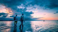 New Caledonia Saltwater fly fishing. #reellife #gearthatfitsyourlifestyle www.reellifegear.com
