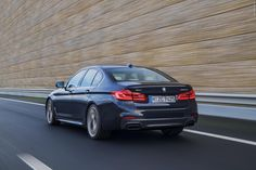 The latest generation of the BMW 5 Series enables close-knit connectivity between the. Most Successful Businesses, Automobile, Carros Premium, 2017 Bmw, Bmw 5 Series, Luxury Suv, Performance Cars, Car Wallpapers, Automotive Industry