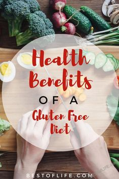 Take advantage of all the gluten free diet benefits today and live a happier healthier life. It's not always easy but it is definitely worthwhile! Gluten Free Diet Tips Clean Eating For Beginners, Clean Eating Meal Plan, Benefits Of Gluten Free Diet, Ketogenic Recipes, Healthy Dinner Recipes, Healthy Food, Diet Tips, Free Recipes, Easy Recipes