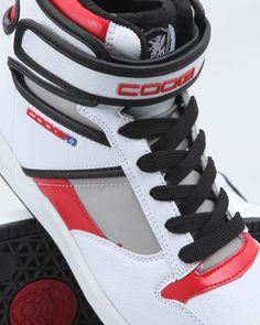 Jettison Hi Sneakers by COOGI
