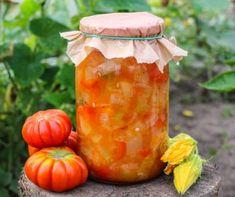 leczo z cukinii na zimę Ketchup, Beets, Soups And Stews, Preserves, Carrots, Food And Drink, Gluten Free, Pumpkin, Jar