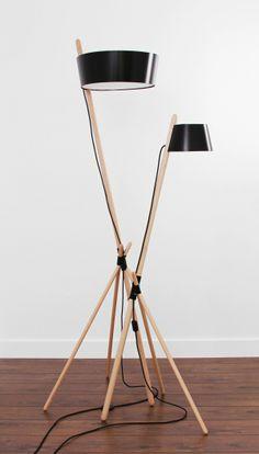 Woodendot – Ka Lamp Collection at Sub-Studio Design Blog