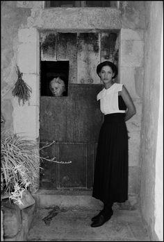 Marpessa for Dolce e Gabbana - Sicily 1987 - Ph. Ferdinando Scianna