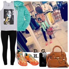 Rockabyebaby., created by dopegenhope on Polyvore