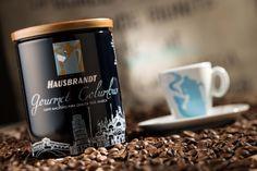 Hausbrandt Gourmet Columbus caffè tostato 100% Arabica - Hausbrandt Gourmet Columbus  100% Arabica roasted coffee beans